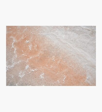 Salt Photographic Print