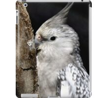 White Faced Cockateal - NZ iPad Case/Skin