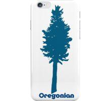 Oregonian Proud/I<3Trees!! iPhone Case/Skin