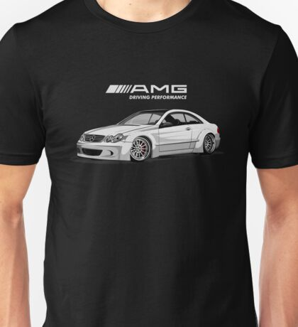 Benz AMG Driving Performance Unisex T-Shirt
