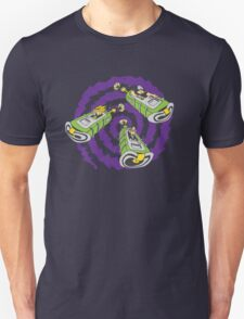 Tentacle Traveling Unisex T-Shirt