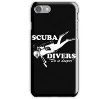 Scuba Divers iPhone Case/Skin