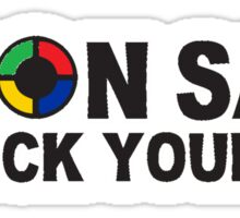 simon says Sticker