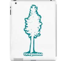 Oregonian Douglas Fir iPad Case/Skin