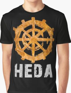 The 100 Heda Graphic T-Shirt