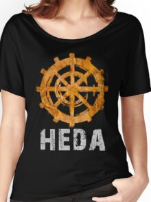 The 100 Heda Women's Relaxed Fit T-Shirt