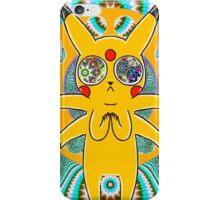 Psychic Pikachu iPhone Case/Skin