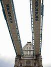 Tower Bridge, London by Graham Geldard