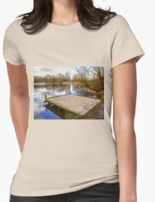 The Jetty Womens Fitted T-Shirt