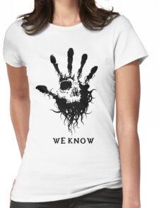 Dark Brotherhood Womens Fitted T-Shirt
