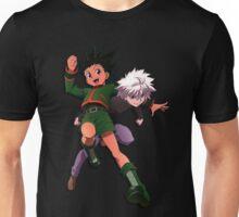 Killua and Gon Hunter X Hunter Unisex T-Shirt