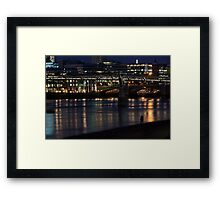 Lovers and Other Strangers Framed Print