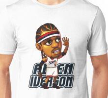 Allen Iverson Cartoon Unisex T-Shirt