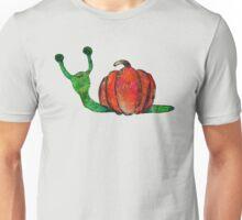 Pumpkin snail Unisex T-Shirt