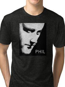 Phil Collins Tri-blend T-Shirt