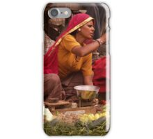 Here's your change! iPhone Case/Skin