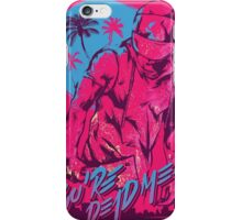 Hotline Miami 2: Wrong Number #12 iPhone Case/Skin