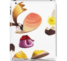 Rayman Cartoon iPad Case/Skin