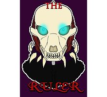 The Ruler Photographic Print