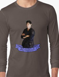 Alec Lightwood Long Sleeve T-Shirt