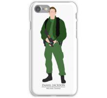 Stargate SG1 - Minimalist Jackson iPhone Case/Skin