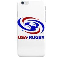 USA Team Rugby iPhone Case/Skin