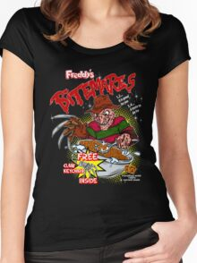 Freddy's Bitemares Women's Fitted Scoop T-Shirt