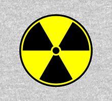 Radioactive sign sticker Unisex T-Shirt