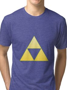 Legend of Zelda: Triforce Tri-blend T-Shirt