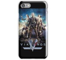 vikings the series iPhone Case/Skin