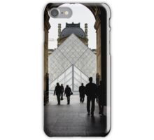 Going to the Louvre iPhone Case/Skin