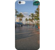 Morning at Times Square  iPhone Case/Skin