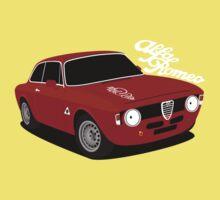 Alfa Romeo Giulia Sprint GTA One Piece - Short Sleeve