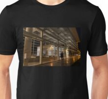 The Marvels of Rome - Admiring Ara Pacis at Night Unisex T-Shirt