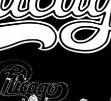 Chicago Band  Sticker
