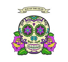 Day of the dead 2 Photographic Print