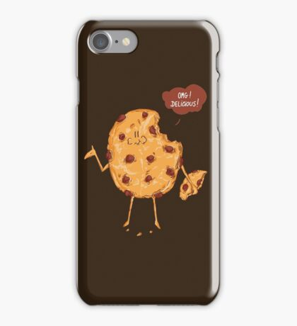 OMG! Delicious! iPhone Case/Skin
