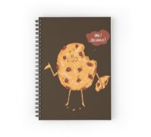 OMG! Delicious! Spiral Notebook