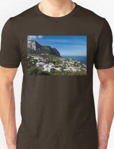 Capri Island Italy T-Shirt