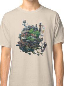 Howl's moving castle 8-bit <3 Classic T-Shirt