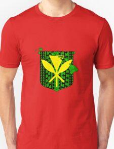 Hawaiian Tribal Coat Of Arms T-Shirt