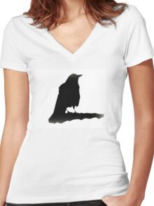 keeper of secrets~ Women's Fitted V-Neck T-Shirt