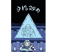 Zelda Link to the Past Zelda's Wisdom Photographic Print