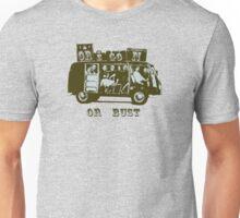 Oregon Or Bust! Unisex T-Shirt