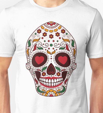 skull sugar 1 Unisex T-Shirt