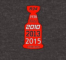 Chicago Blackhawks Stanley Cup Years Unisex T-Shirt