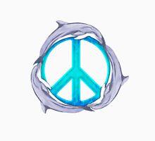 Dolphin Peace Unisex T-Shirt