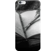 Quill and Pen iPhone Case/Skin