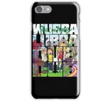 Rick and Morty season 2 iPhone Case/Skin