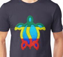 Rasta Honu Unisex T-Shirt